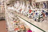 Souvenirs en céramique