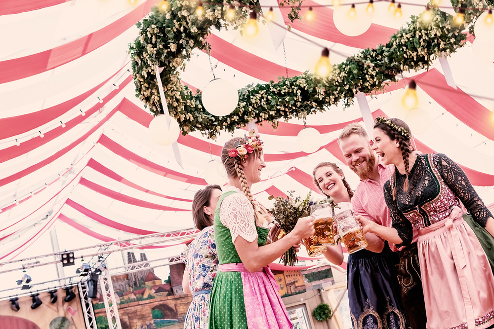 Marquee Rental For Oktoberfest in Singapore