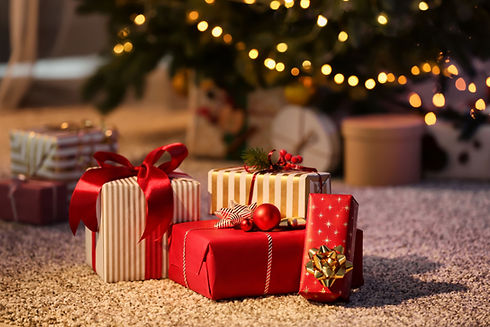 Wrapped Gifts