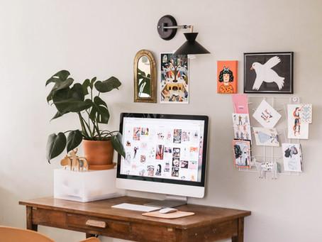 Jak urządzić domowe biuro?