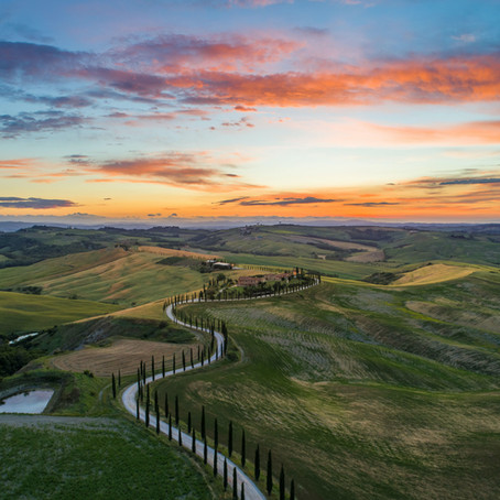 SPA EXPERIENCE | Sulle colline in Val d'Orcia