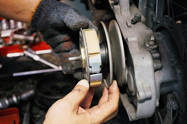 Mecánico de motores