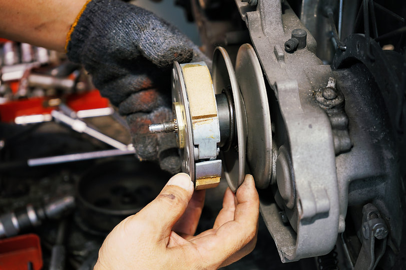 Mecânico de motores