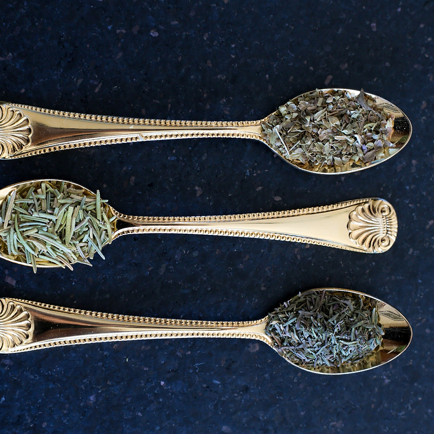Anti-Viral Tea Blending & Tasting!
