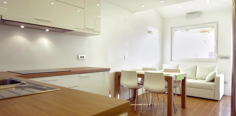 Designed Small Space