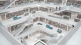 Modernt bibliotek