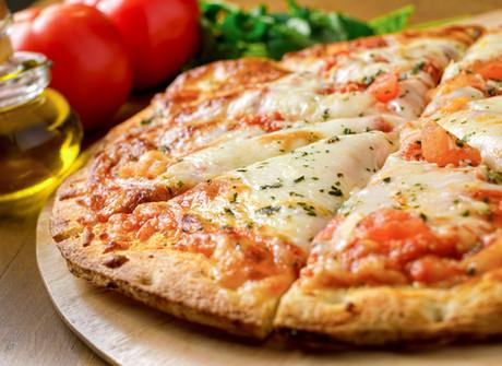 Taller de Pizza en casa