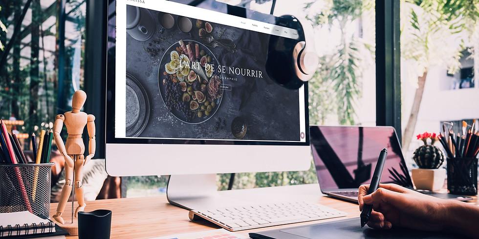 Apprendre à créer un site internet vitrine efficace