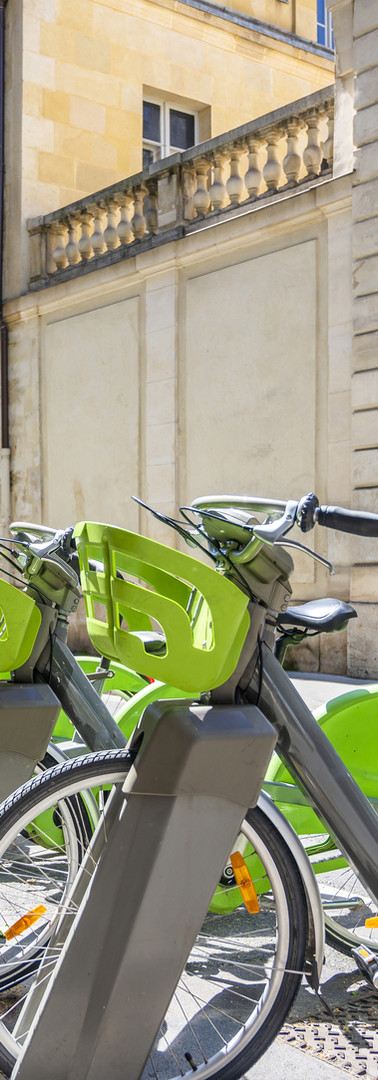 Why dockless bikes are the symbol of our future cities