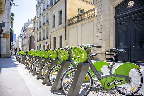 Public Rental Bikes