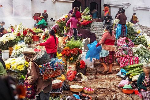 Guatemala Pazarı