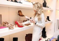 Buscando zapatos