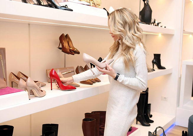 Browsing Shoes