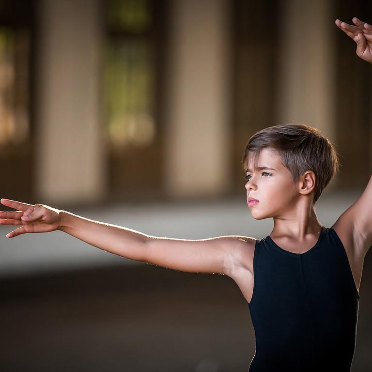 IDTA Latin Dance Pre-Bronze (3-5 years)  2021 Term 1 (May - July)