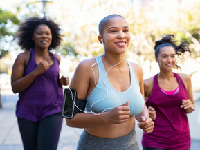 Five Ways To Start & Stay on a Fitness Journey