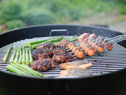 Get Grilling & Help Build Our Community!