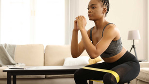 AT-HOME WORKOUTS   THE ESSENTIALS
