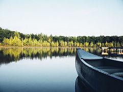 calme lac