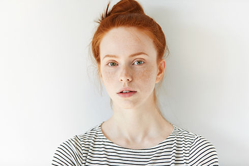 Red Head Woman