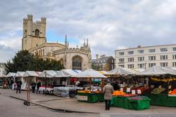 Cambridge Food Market