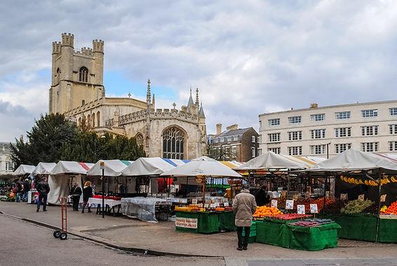 Кембриджский продовольственный рынок