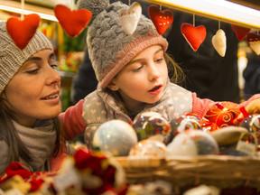 CDU wieder auf dem Weihnachtsmarkt