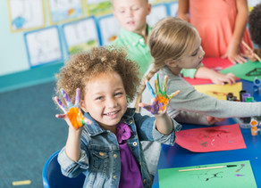 5 Reasons why Sensory Play is so Important