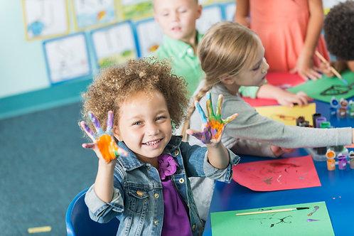 Creative Arts After School Enrichment Program
