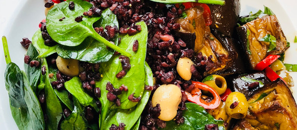 Simple steps for making epic salads!