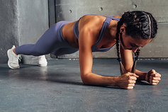 8 Weeks Core Strength and Stability Training