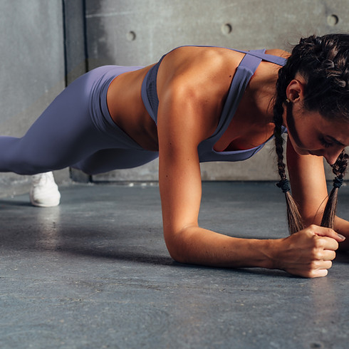 4 Week Challenge: Time to Get Fit!