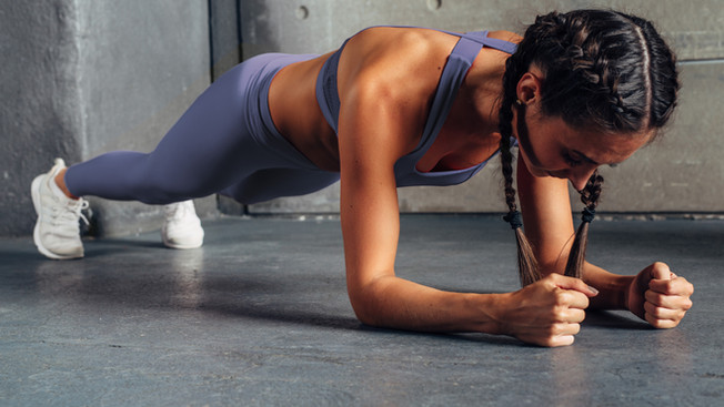 30 day fat-burning home workout challenge