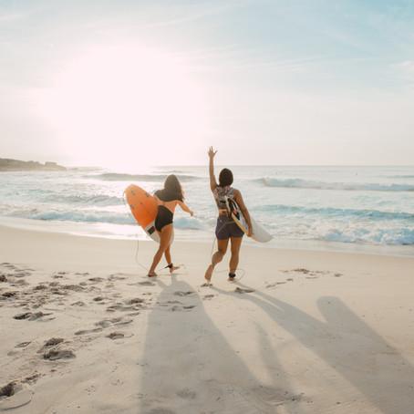 Sagone, un spot de surf