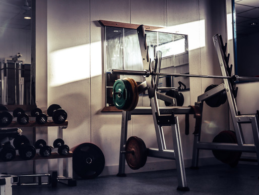 3 top tips for weight training