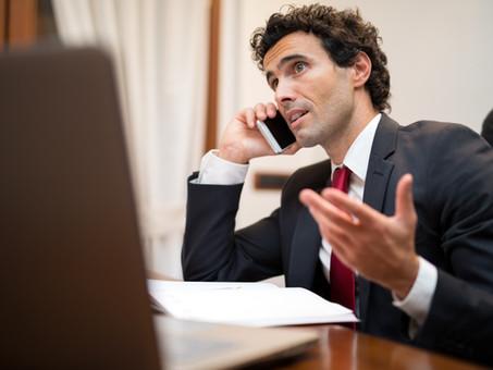 営業はwebか電話か