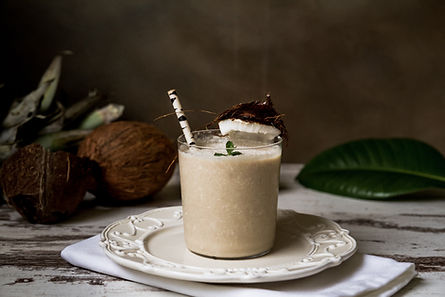 Chocolate for Breakfast - smoothie