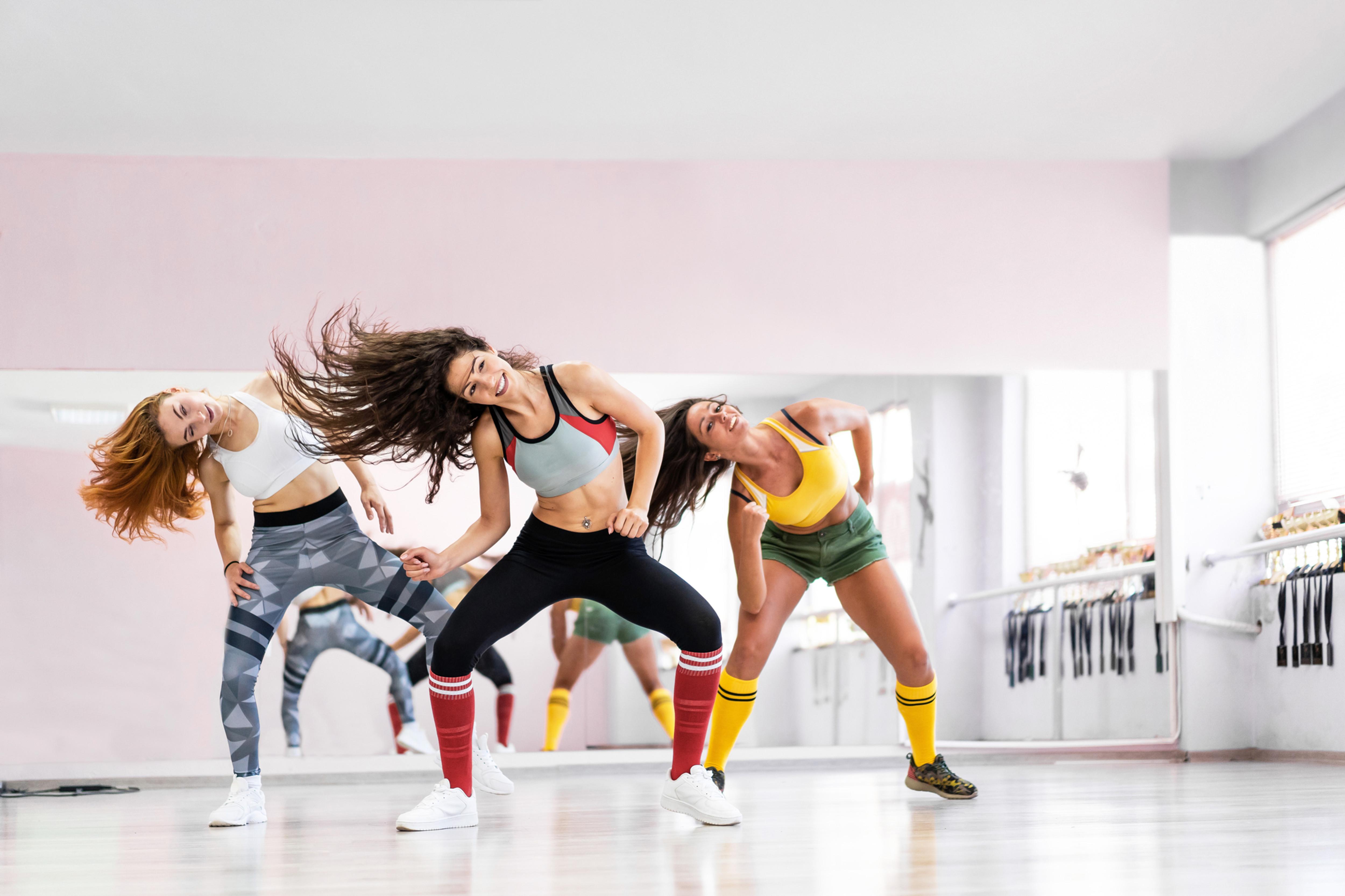 Jazzercise Interval - Dance Mixx