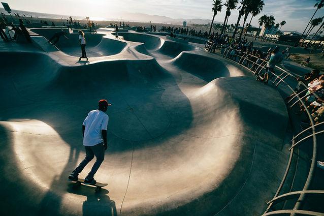 Parque de skate