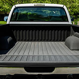 Landscaping truck bed