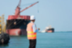 A Port Worker