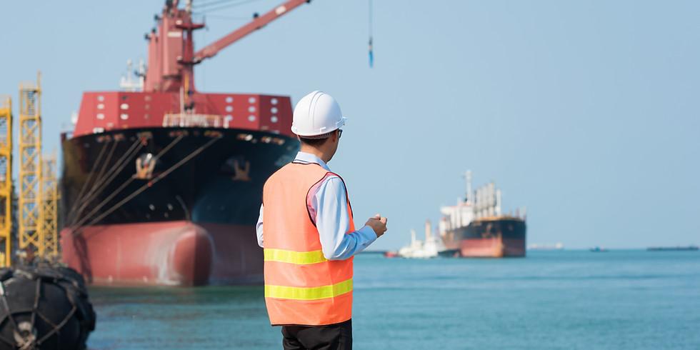 """Mercado energético Mundial 2021 """"Transporte, Negociación, Comercio, Precios y Escenarios críticos"""" Online"""