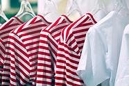 Striped Garments