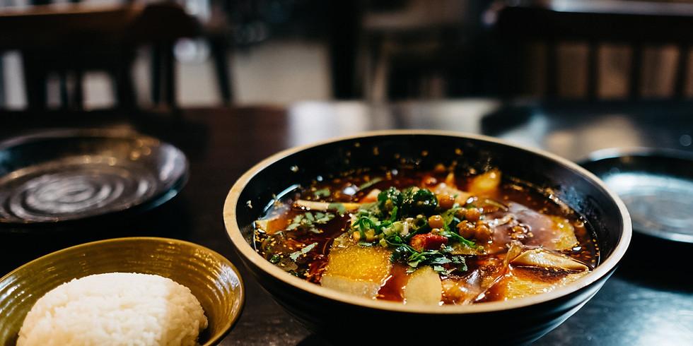 Eine Reise durch die koreanische Küche