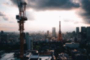 シティタワーのスカイライン