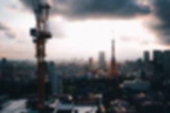 都会のスカイライン