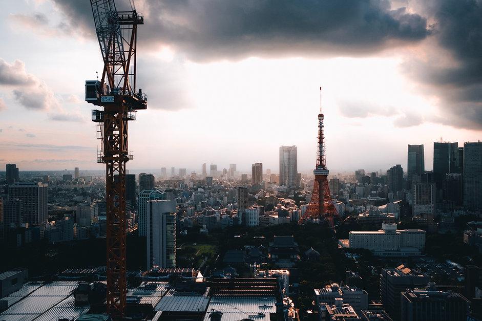 Şehir Kulesi manzarası