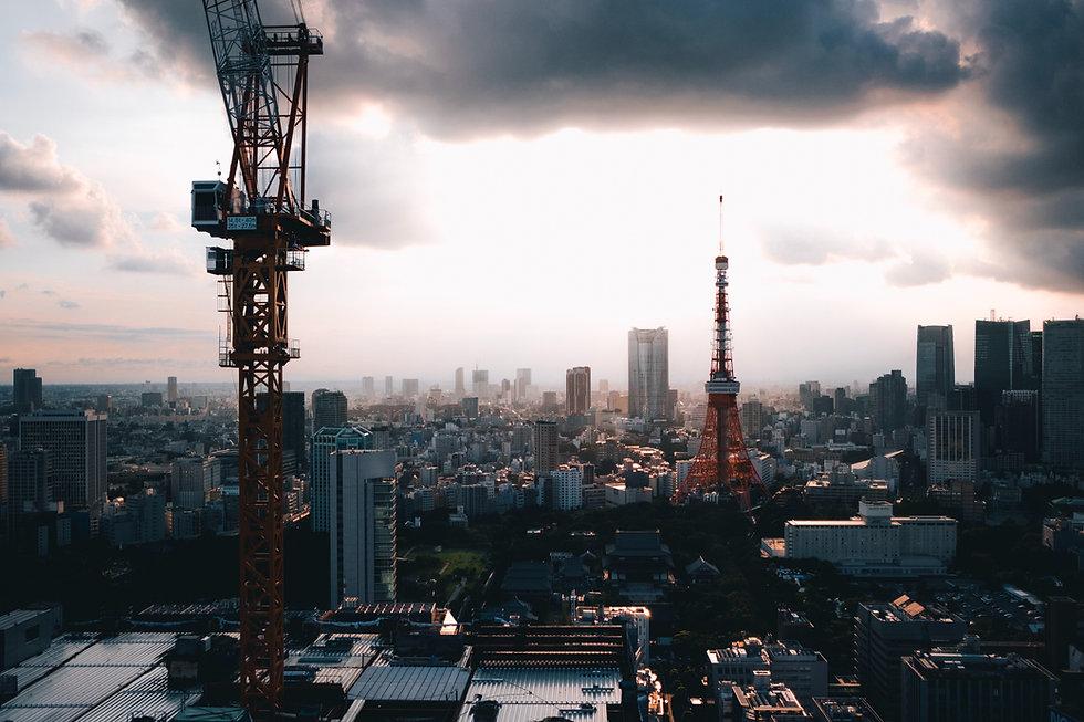 City Tower Skyline