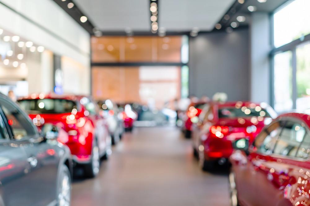Vendas de veículos na Europa crescem 3,2% no primeiro trimestre