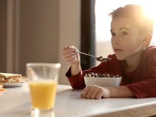 Сказка, чтобы ребенок хорошо кушал