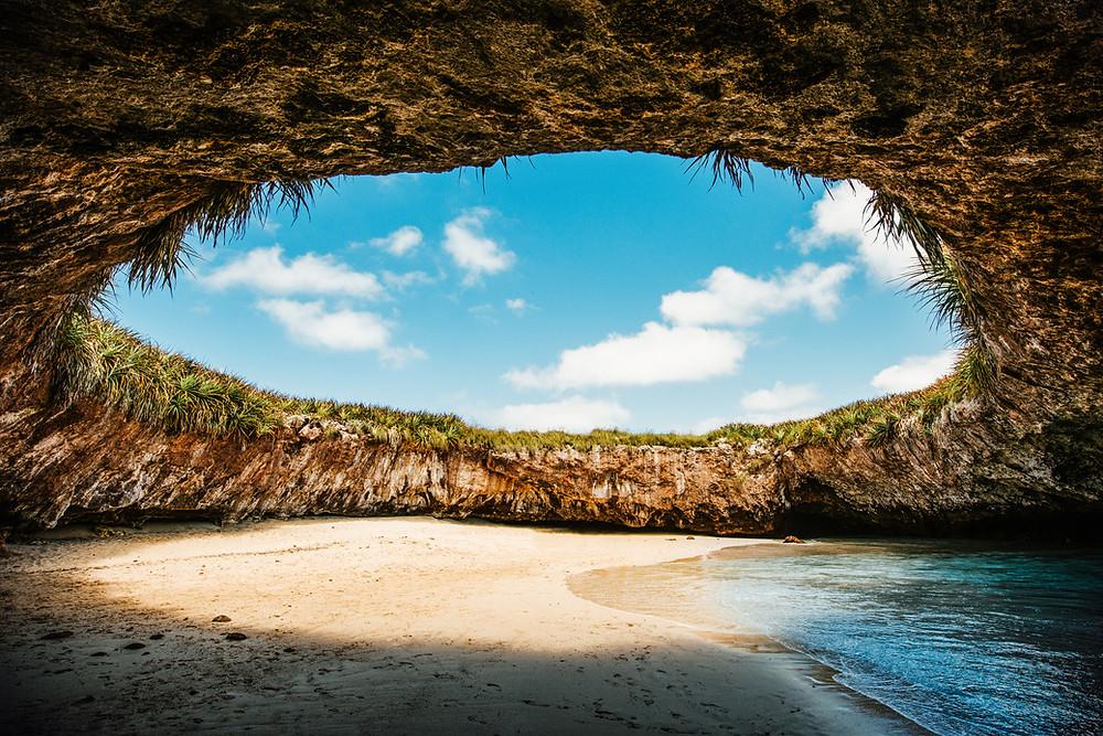 White Sand Beaches in Mexico